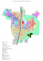Карта (схема) градостроительного зонирования муниципального образования «Город Гусь-Хрустальный»