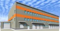 Производственный корпус в городе Ковров Владимирской области