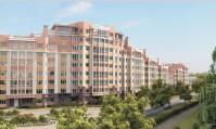 Жилой дом переменной этажности в районе улицы Сунгирской города Владимира