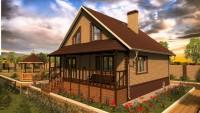 Жилой дом в селе Новое
